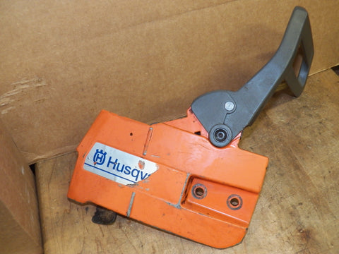 Husqvarna chainsawr husqvarna 261 262 chainsaw chainbrake assembly metal cover greentooth Gallery