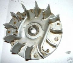 McCulloch CP-55 CP55 Chainsaw Flywheel with Key