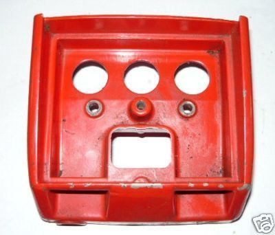 Jonsered Jonsereds 49sp, 50,  51 Chainsaw red Air Box