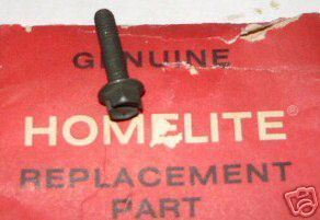Homelite XL, 200, 150 + Chainsaw Hex Screw 82248 NEW