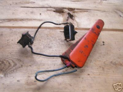 Husqvarna Chainsaw Trigger Handle Heater