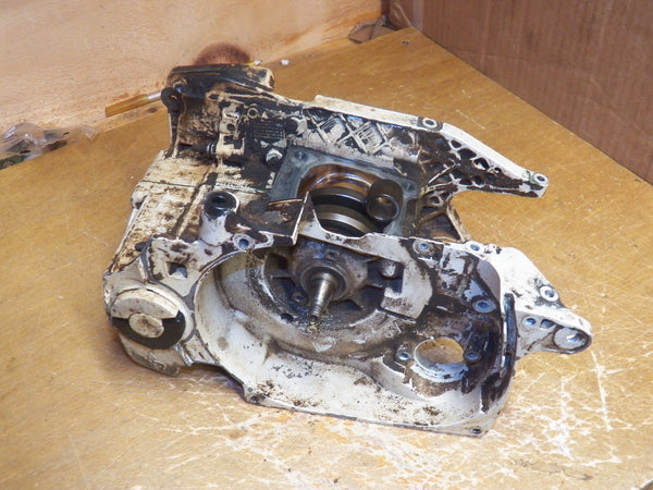 Stihl ms441 chainsaw crankcase chassis and crankshaft chainsawr - Stihl ms 441 ...
