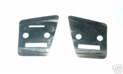 Echo 301 Chainsaw Inner & Outer Bar Plate Set