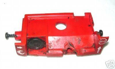 Solo 644 Chainsaw Console Housing & Plug