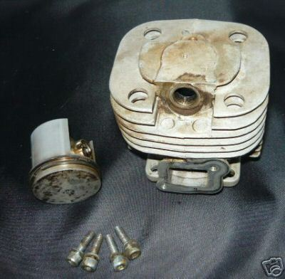 Dolmar 123 Chainsaw Piston & Cylinder Assembly