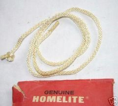 Homelite Chainsaw Starter Pull Rope 966481/96648-1 NEW