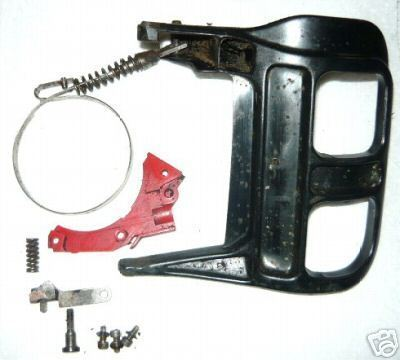 Solo 644 Chainsaw Chainbrake Brake Handle Assembly