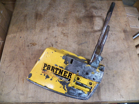 partner 500 5000 chainsaw complete chainbrake assembly chainsawr rh store chainsawr com Old Remington Chainsaw Parts McCulloch Chainsaw Parts
