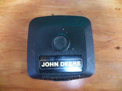 john deere 55v chainsaw air filter cover