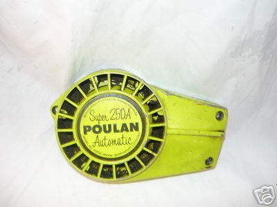 Poulan 25DA XXV Chainsaw Starter Recoil Cover Only