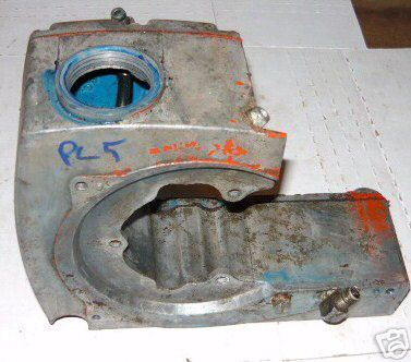 Remington PL5 PL-5 Chainsaw Fuel & Oil Tank Assembly
