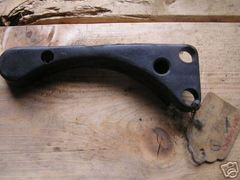 Jonsered 451 E Chainsaw Lower Handle Half PN 504-655806