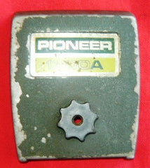 pioneer 1200a chainsaw green air filter cover