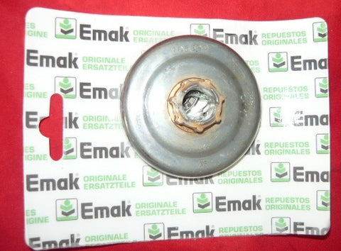efco 165, 156 chainsaw 3/8 clutch drum sprocket pn 50022034 new (efco bin1)