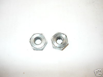 Homelite XL 1 XL1 Chainsaw Bar Cover Nuts Nut Set