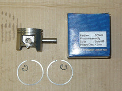 SOLO 645 chainsaw piston assembly 42mm SO0009 (Box Z)