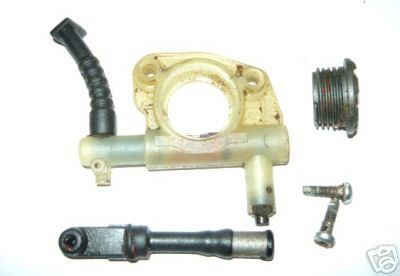 Efco 952, 947 Chainsaw Oil Pump Oiler Assembly
