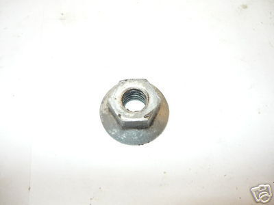 Poulan Micro XXV Chainsaw Flanged Bar Nut