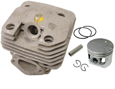 Grey Market Chinese 52cc - 58cc Chainsaw Standard 58cc Piston and Cylinder 75354 A1 A43 NEW
