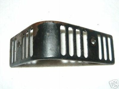 John Deere 50V 50-V Chainsaw Muffler Guard Shield