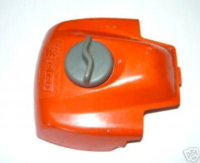 Efco 947 Chainsaw Air Filter Cover & Nut