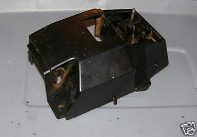Jonsered 520 Top Cover -- Engine Shroud #1