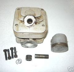 Olympic 261 Chainsaw Piston and Cylinder Assembly