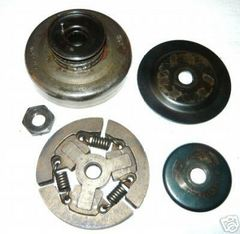 McCulloch Titan 620 Chainsaw Rim Drum Clutch Assembly