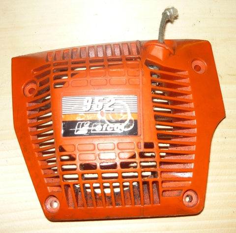 Efco 952 Chainsaw Starter Cover Pulley Assembly