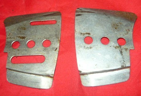 Lombard Comango, AP 42, AL 42 Chainsaw Inner & Outer Bar Plate set