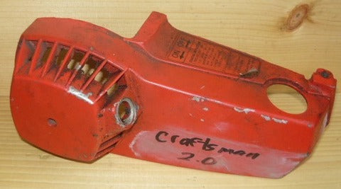 craftsman 2.0 chainsaw starter recoil cover only