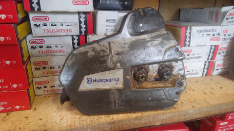 Husqvarna 562xp chainsaw complete clutch cover assembly
