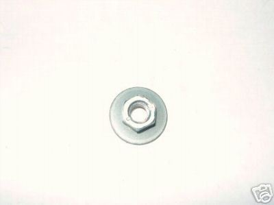 Partner Chainsaw Flanged Nut Part # 503 220101 NEW