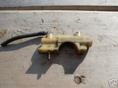 Homelite CS-50 Chainsaw Oil Pump/Oiler