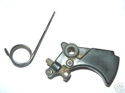 McCulloch 7-10 Chainsaw Throttle Trigger & Spring