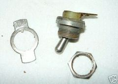 Montgomery Ward Featherweight 2.1 Ignition Off Switch