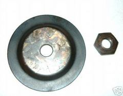 McCulloch Titan 620 Chainsaw Clutch Nut & Washer