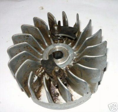 Jonsered Jonsereds 451 Flywheel w/ Starter Pawls