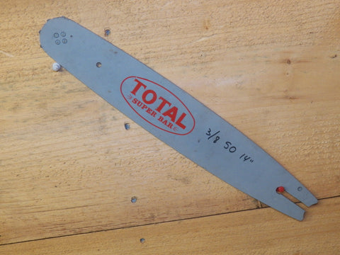 "14"" Total Super Bar for Skil, Jonsered, Partner Mini saws NEW"