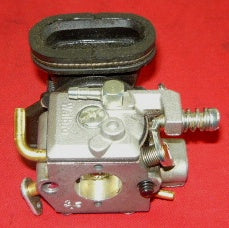 craftsman 55cc, model # 316.350480 chainsaw walbro wt-769 carburetor with boot