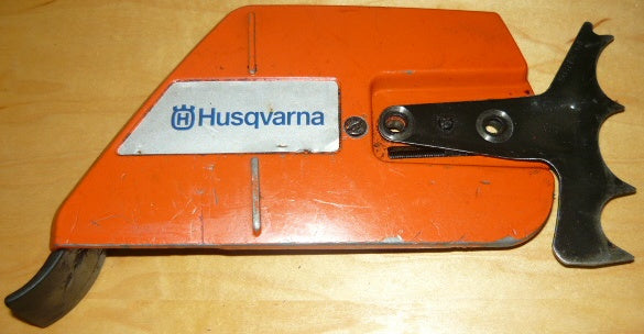 Husqvarna 570 575xp Chainsaw Clutch Cover With Tensioner