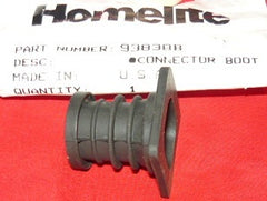 Homelite 330 Chainsaw Connector Intake Boot 93838B NEW