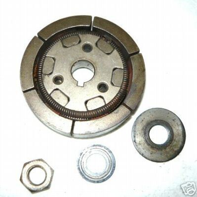 Echo CS-60S Chainsaw Clutch Set Mechanism (non threaded, 6 shoe)