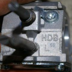 Walbro HDB Carburetor Kit