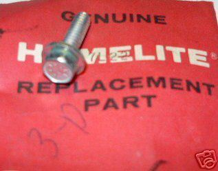 Homelite 360 Auto 240 330 ++ Hex Sems Screw 88051 NEW
