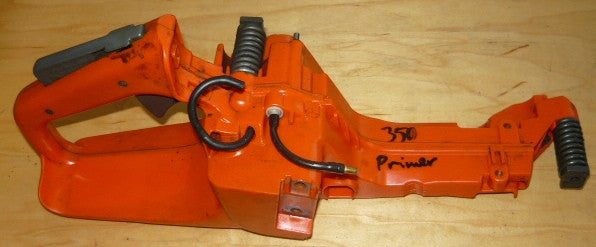 Oregon Gas Prices >> husqvarna 350 chainsaw fuel tank rear trigger handle with ...