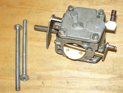 roper built craftsman 3.7 chainsaw tillotson hs 200a carburetor and bolts