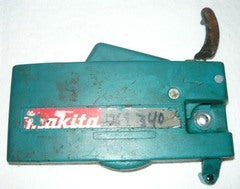 Makita dcs 340, 341, 344 chainsaw clutch cover with brake band and arm