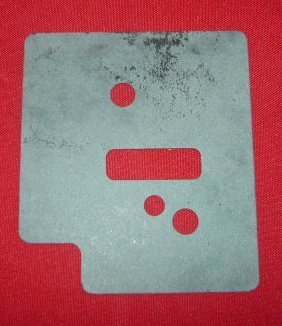 mcculloch trimmer gasket pn 223986 new box b