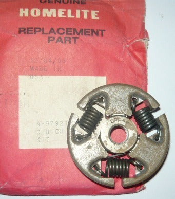 Homelite Chainsaw Homelite 180, LX30 Bandit, XL, Super 2 Clutch Mechanism A97921 Box X